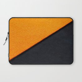 Orange Carpet Laptop Sleeve