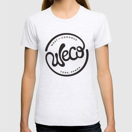 WeCo Logo Black T-shirt