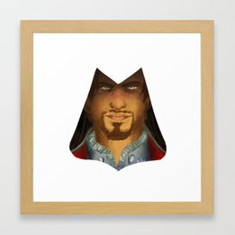 Ezio Framed Art Print