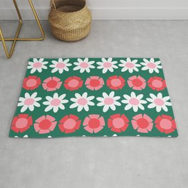 Peggy Green Rug