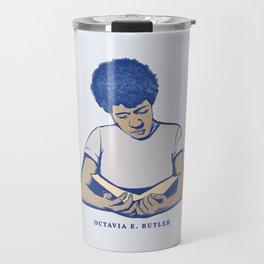 Octavia E. Butler Travel Mug