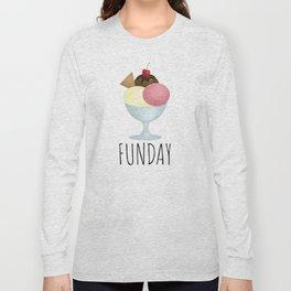 Sundae Funday Long Sleeve T-shirt