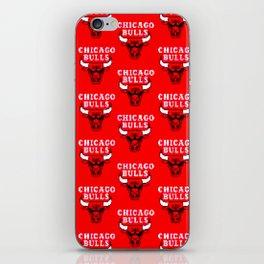 Bulls Bulls Bulls iPhone Skin