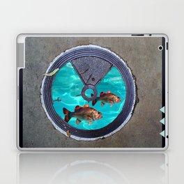 glitterfish Laptop & iPad Skin