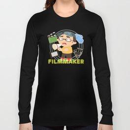 Filmmaker Long Sleeve T-shirt