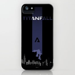 Standby - TitanFall iPhone Case