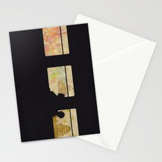 Travelling without moving Stationery Cards