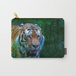 The tiger, king of the jungle Carry-All Pouch