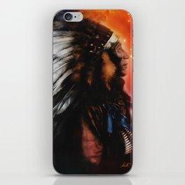 Spirit Of The Elder iPhone Skin