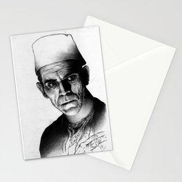 Karloff Stationery Cards