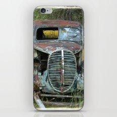 OldTruck iPhone & iPod Skin