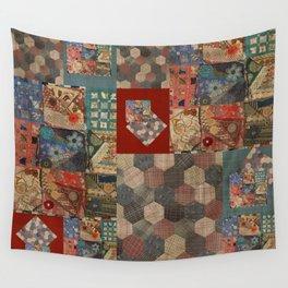 Primitive Treasure Wall Tapestry