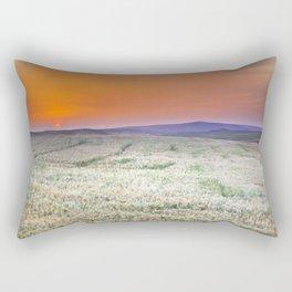 Dream fields Rectangular Pillow