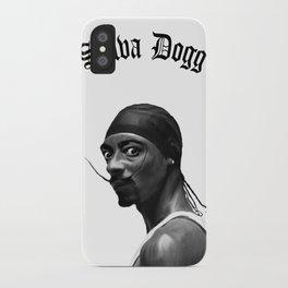 Salva Dogg iPhone Case