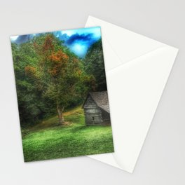 Cabin on the Parkway Stationery Cards