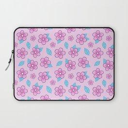 Sakura // Pink Laptop Sleeve