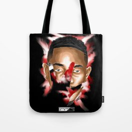 West Ken X SoulBrothaARTS Tote Bag