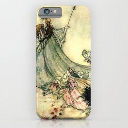 The Fairy Queen iPhone Case