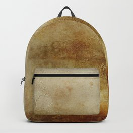 Antique Vintage Grunge Old Paper Distressed Paper Backpack