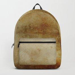 Antique Vintage Grunge Old Paper Distressed Paper Backpack