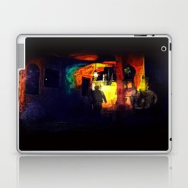 Ill-Fated Entry Laptop & iPad Skin