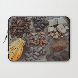 Cacao, beans, chocolate Laptop Sleeve