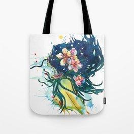 Beach Goddess Tote Bag