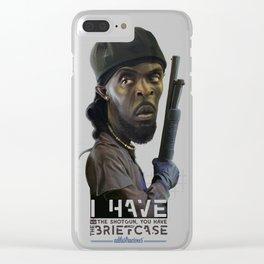hood Clear iPhone Case