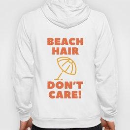 Beach Hair Hoody
