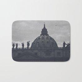 The Vatican Bath Mat