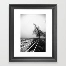 Transitions #7 Framed Art Print