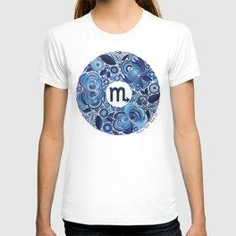 Scorpio in Petrykivka Style (with artist's signature/date) T-shirt