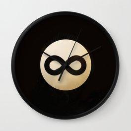 Infinity Ball Wall Clock