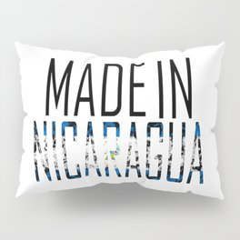 Made In Nicaragua Pillow Sham