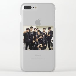 EXO3 Clear iPhone Case