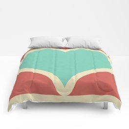 Heart  Comforters