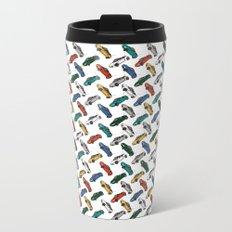 Enjoy Open Air! Metal Travel Mug