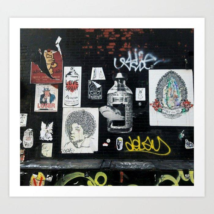 Chelsea Wall Art Art Print & Chelsea Wall Art Art Print by ultramarinna   Society6