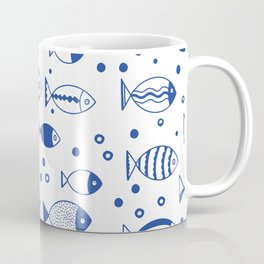 Fishies Coffee Mug