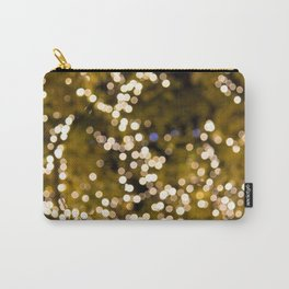 Glimmering bokeh Carry-All Pouch
