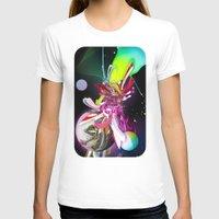 runner T-shirts featuring Splash Runner by Andre Villanueva