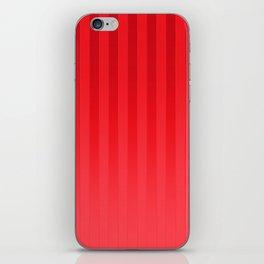 Gradient Stripes Pattern ir iPhone Skin