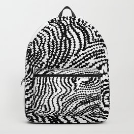 Swirly Backpack