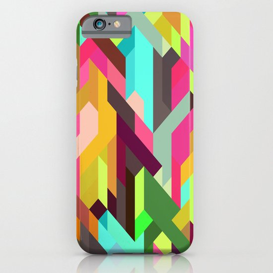 City 04. iPhone & iPod Case