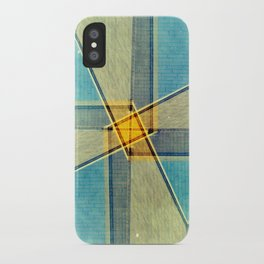 A million bright ambassadors of morning (35mm multiple exposure) iPhone Case