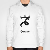 capricorn Hoodies featuring Capricorn by Make-Ready