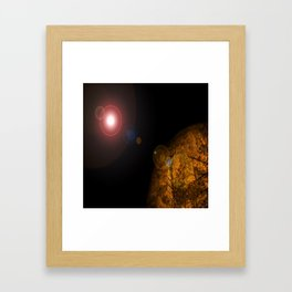 Come Explore with me II Framed Art Print