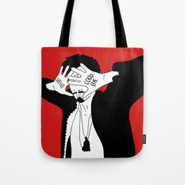 Klaus Hello Goodbye Tote Bag