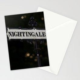 Nightingale Path Stationery Cards