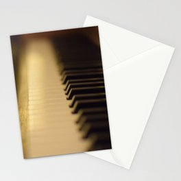 Piano Dream Stationery Cards